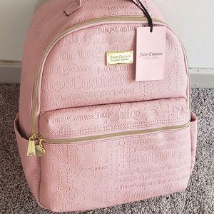 Juicy Couture Signature Logo Book bag